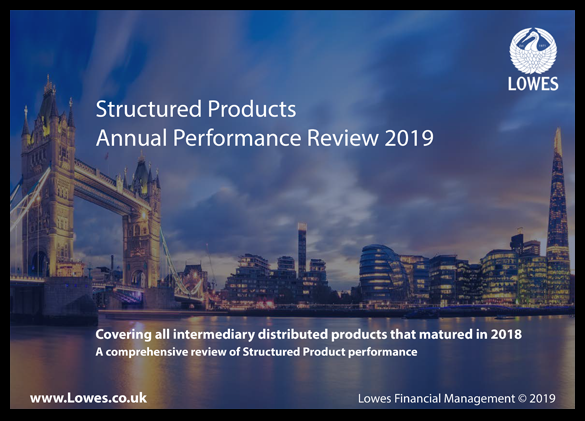 Structured Products Annual Performance Review 2018